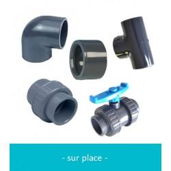Pièces détachées - PVC