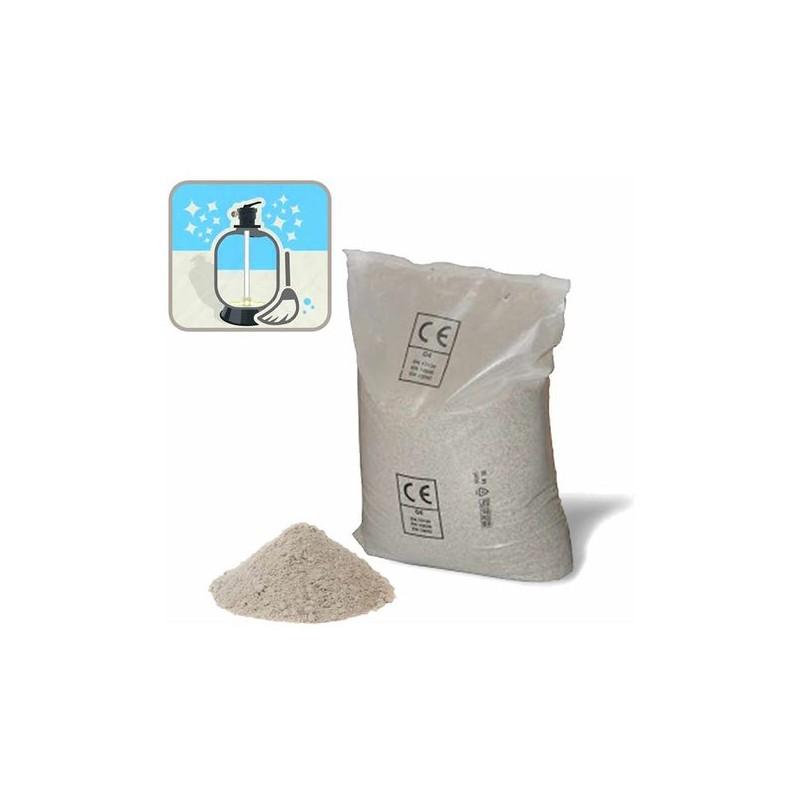 Sable de filtration - sac de 25 Kg