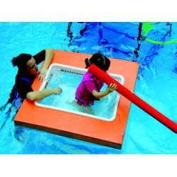 Jeux flottant bébé nageur
