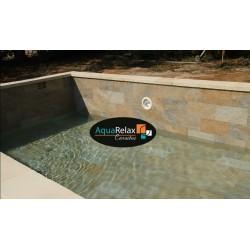 Carrelage piscine Dolce Beige