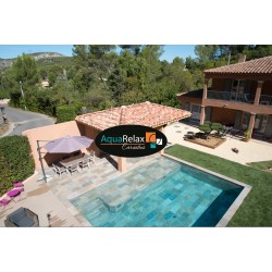 Carrelage piscine Dolce Mix