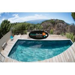 Carrelage piscine Dolce Slate