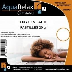 Oxygène actif - pastilles...