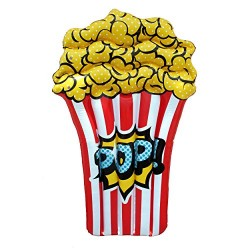 Matelas gonflable  - popcorn