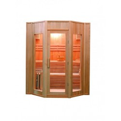 Sauna vapeur 4 places