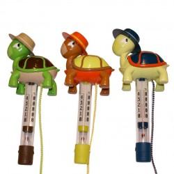 Thermomètre tortue