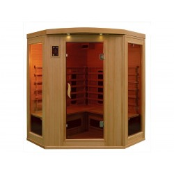 Sauna infrarouge  4 places