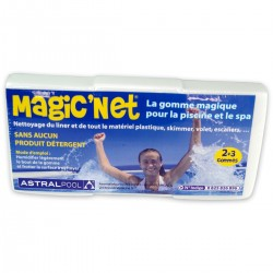 Macig'net gomme nettoyante astral