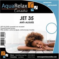 Anti-Algues Jet 35 - 1 / 5 litres