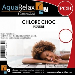 Chlore choc - poudre